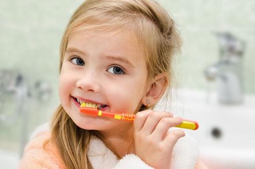 Happy Child, Happy Life: Children's Dental Health Month