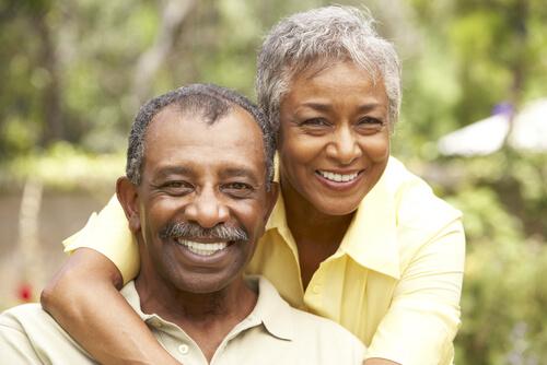 Dental Implants Keep New Teeth Secure